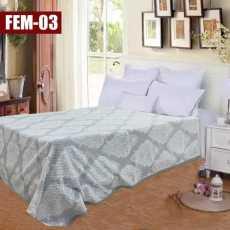 Fleece Emerald Winter Blanket