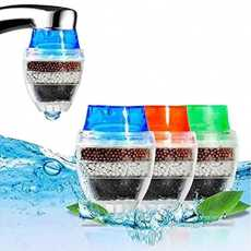 Coconut Carbon Water Filter Faucet