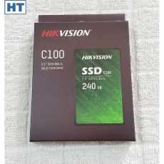 Hikvision (C100) 240GB Internal SSD - 6 Gbps (SATA III interface) - 2.5 inch...