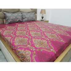 Chenone & Alkaram Cotton Bedsheets