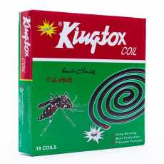 King Coil Moscoil Red 10 Coils