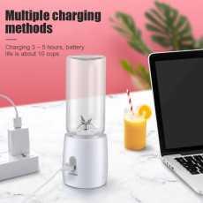 Portable Juicer Food Mixer with Multifunction Shake & Blende Fruit &...