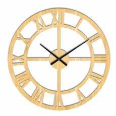 new design roman digits 12 inches 3D wall clock-round shape modern wall...