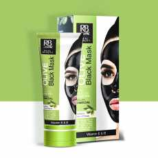 Charcoal Peel Off Mask  Olive Black mask by Real Beauty cosmetics