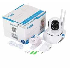 V380 Pro Wireless Home and Office Ultra HD 720P IP CCTV Security Camera with...