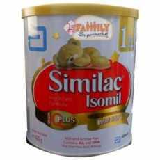 SIMILAC ISOMIL EYE PLUS MILK TIN 400 GM