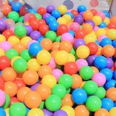 Kids Soft Plastic Balls 50 Pcs Pack