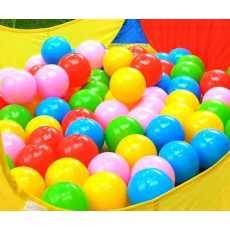 Kids Soft Plastic Balls 24 Balls Set