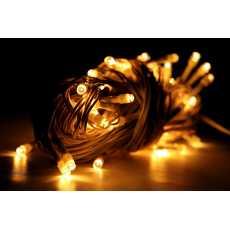 Fairy Lights Good Quality 20 Feet Length   Golden Fairy String outdoor &...