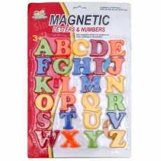 ABC Alphabet Fridge Magnets for Kids Learning - Letter Magnets (Large)