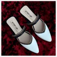 Women's Shoes Ultra classy - Stylish Fancy Mule Pumps - Step Up