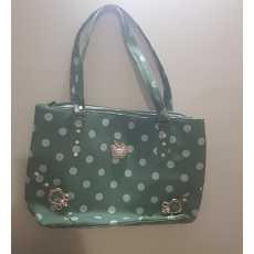 light green hand bag ladies