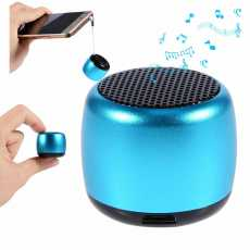 Mini Portable Stereo Wireless Bluetooth Speaker With Mic Music Player...
