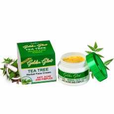 FACE  BEAUTY  CREAM -  Natural (herbal) - Tea Tree - Anti Acne cream