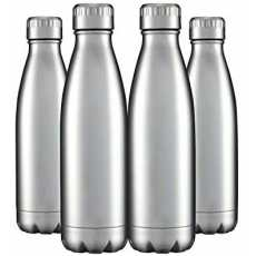 Water bottle stainless steel 800 ml (usa)