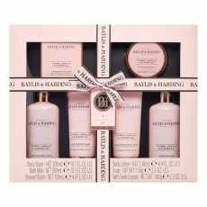 Boudoire Rose Bath Set Baylis & Harding Shower Set Perfect Gift for Women...