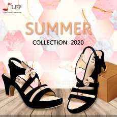 Stylish Heeled Ladies Sandal