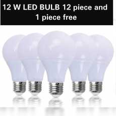 12W LED BULB raw material best quality 12 piece raw material 1 led bulb free