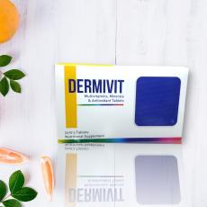 Dermivit Multivitamins, Minerals & Antioxidant Tablets