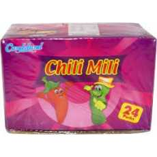 box of 24 chilli milli candy made in pakistan sweet and delicious candy...