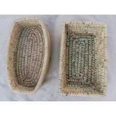 2 Handmade Basket -HandiCraft