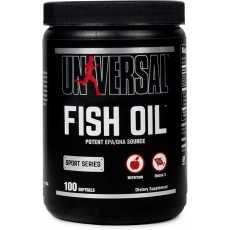 Universal Nutrition Fish Oil Soft gels