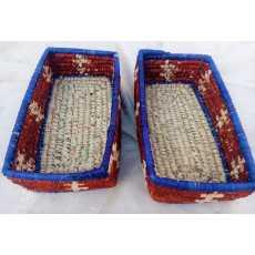 Fancy Small Size 2  Basket -HandiCraft-Handmade