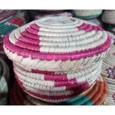Small Storage Basket  Decor Home Living Room Basket Handmade