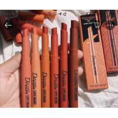 [Heng Fang Dream] Matte Lipsticks  - pack of 6 Colors