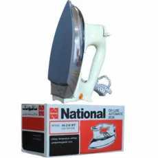 Nationals' Iron Automatic Dry Iron Heavy Weight Iron NI-21 AWT