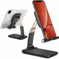 Essager Desk Mobile Phone Holder Stand for iPhone iPad Pro Tablet Flexible...