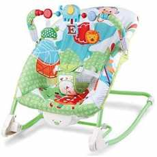 Little Angels Toys Baby bouncer vibrating chair electric rocking chair