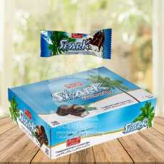 SPARK COCONUT FILLED CHOCOLATE - 100 Pcs
