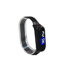 Luxury Men Women  Led Touch Screen Digital Watch Magnetic Strap Watch For...