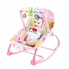 Little Angels Toys Infant To Toddler Rocker Chair / Bouncer