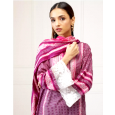 Summer collection Women's 3 piece printed Lawn