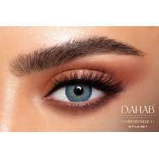DAHAB Color contact lenses - With Complete KIT