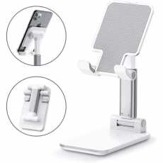 Foldable Desktop Stand For Mobiles And Tablets