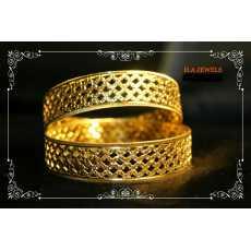 Stylish Gold Coloured Bangles