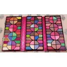 120 Color Eye Shade Booklet Kit - Complete Makeup Eye Shadow Big Palette