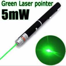 Powerful Green Laser Pointer Pen Beam Light 5mw 405nm Professional Laser