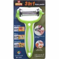 3 in 1 peeler vegetable peeler,multipurpose kitchen tool,excellent...