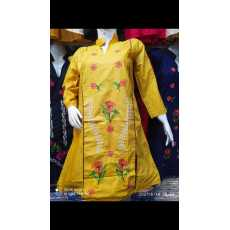 Embroidery frock collection