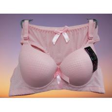 Ladies Padded Bra & Panties Set / Nighty (Imported Elegant Dotted Style)