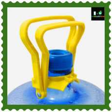 Water Bottle Handle Lifter - Double bucket strong and durable -  2 colors