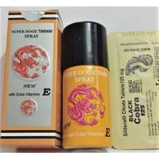 original  Imported super dooz timing delay spray for men guaranteed results...