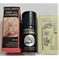 original  Imported viga strong timing delay spray for men sex product...