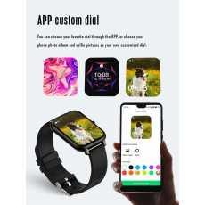 Orignal LEMFO LF30 Smartwatch Man 1.78 Inch 320*385 HD Screen DIY Watch Face...