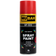 Red Spray Paint Decorative Paint For All Purposes