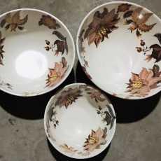 3 Pec China Bowl set